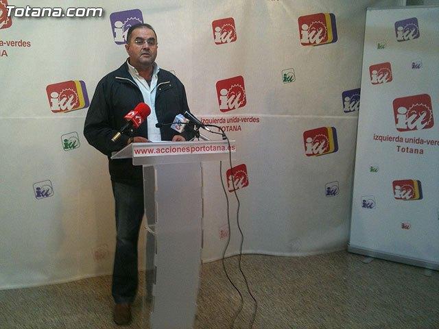Cánovas insta a la Alcaldesa a solucionar el problema de la Recogida de Basura, Foto 1