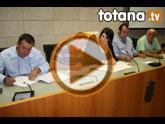 El ayuntamiento y las organizaciones agrarias acuerdan destinar la recaudaci�n �ntegra del IBI r�stico a incrementar los servicios de vigilancia y seguridad