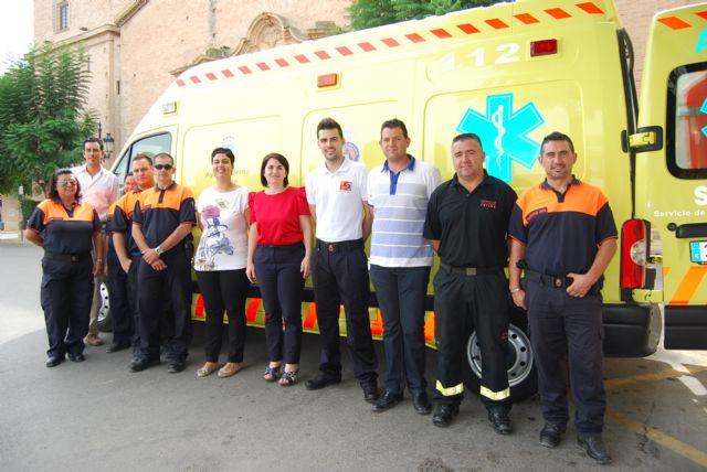 Protección Civil asume a partir de mañana el servicio de transporte sanitario para eventos municipales, Foto 1