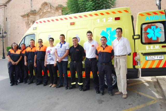 Protección Civil asume a partir de mañana el servicio de transporte sanitario para eventos municipales, Foto 3