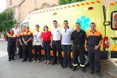 Protección Civil asume a partir de mañana el servicio de transporte sanitario para eventos municipales