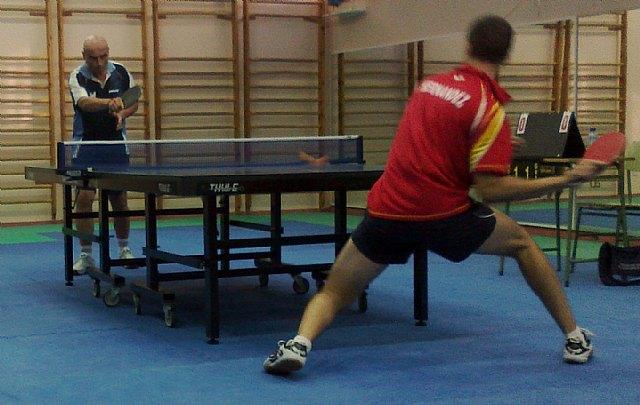 Tenis de mesa. Victoria de la Peña Barcelonista 5-1 al Eliocroca Lorca, Foto 2