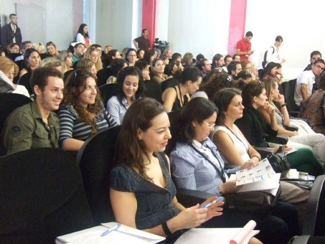 La concejal de Fomento y Empleo participa en la 6ª edición del Día de la persona emprendedora, Foto 1