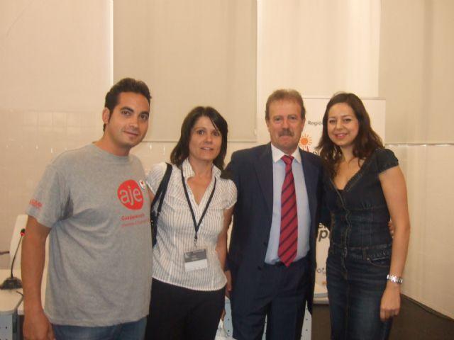 La concejal de Fomento y Empleo participa en la 6ª edición del Día de la persona emprendedora, Foto 2