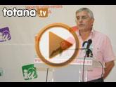 Juan Valero afirma quela alcaldesa no ha llamado a IU para tratar sobre el Plan General