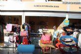 Cl�nica Veterinaria Dogo y Centro Veterinario Dogo hicieron entrega del bono de dos noches de hotel que sortearon entre los visitantes a su stand en la II Feria Outlet - 12