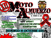 Este domingo tendrá lugar el XII MotoAlmuerzo Ciudad de Totana, organizado por el Motoclub Ráfagas