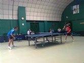 Tenis de mesa. 2ª nacional. Derrota de la Peña Barcelonista de Totana en Granada