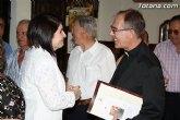 La alcaldía propone nombrar Hijo Adoptivo de la Ciudad de Totana al anterior párroco de Santiago, Francisco Fructuoso