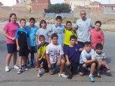 Crónica de los partidos disputados por los equipos CFS Capuchinos sénior masculino, alevín y benjamín del pasado fin de semana
