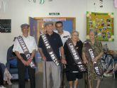 Los usuarios del Centro de Estancias Diurnas tambi�n celebran la Feria