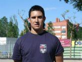 El mazarronero Lorenzo Méndez representa a España en la final del Campeonato de Europa sub 23 de petanca