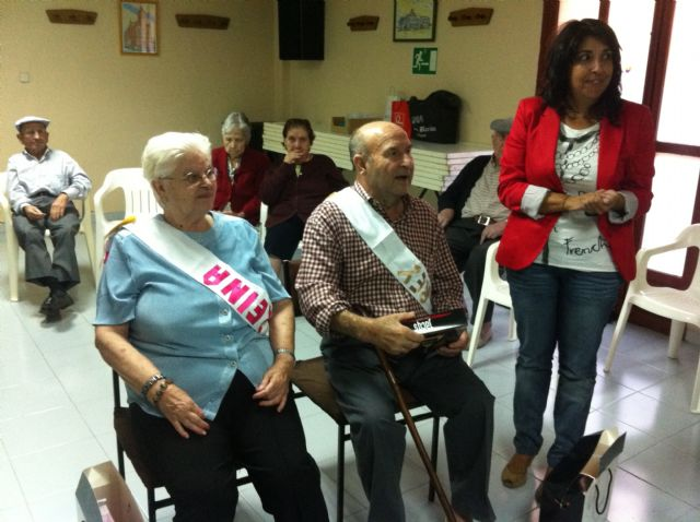 The Day Care Service for People with Alzheimer celebrates its fourth anniversary - 1