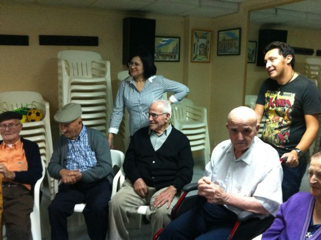 The Day Care Service for People with Alzheimer celebrates its fourth anniversary - 3