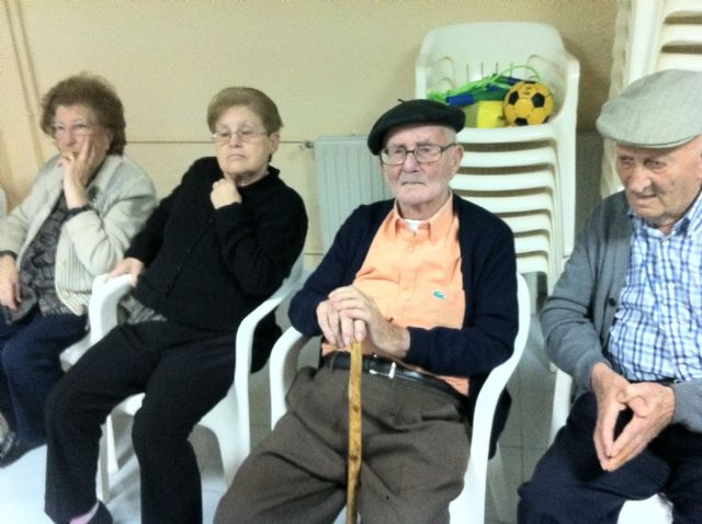 The Day Care Service for People with Alzheimer celebrates its fourth anniversary - 4