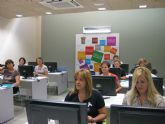 El Vivero de Empresas acoge un curso de Ofim�tica para mujeres