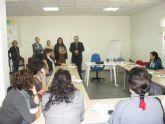 El Centro de Estancias Diurnas acoge el curso de Atenci�n Socio Sanitaria a Personas Dependientes en Instituciones Sociales