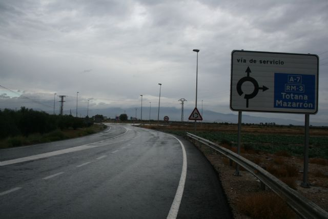 The Region invests 577,000 euros in the rehabilitation of the road RM-315 - 4