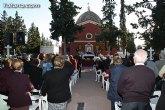 La tradicional Misa de Ánimas en el Cementerio Municipal Nuestra Señora del Carmen se celebrará este miércoles, día 2