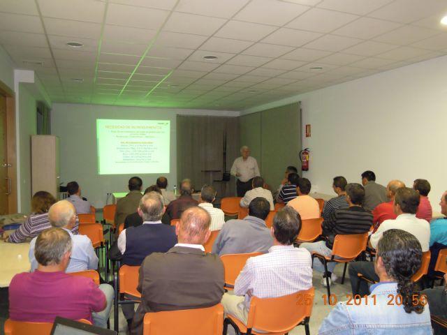 La concejalía de Agricultura hace un balance positivo de las Jornadas Técnicas de Agricultura y Ganadería, Foto 2