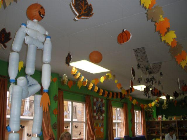 Los usuarios de los Centros de Día de Personas Mayores dependientes celebran Halloween, Foto 2