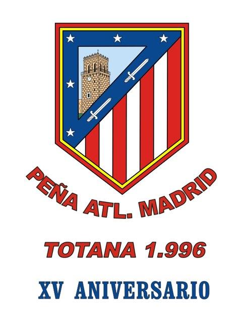 La Peña Atlético de Madrid de Totana celebra su XV aniversario con una gran cena gala, Foto 1