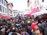 Representantes de la D.O.O. Pimentón de Murcia participan en los actos de la fiesta de la D.O.P. Pimiento de Espelette (Francia) - 6