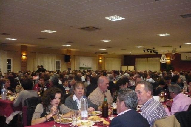 La tradicinal cena a beneficio de la Asociación Española contra el Cáncer tendrá lugar el sábado 12 de noviembre, Foto 1