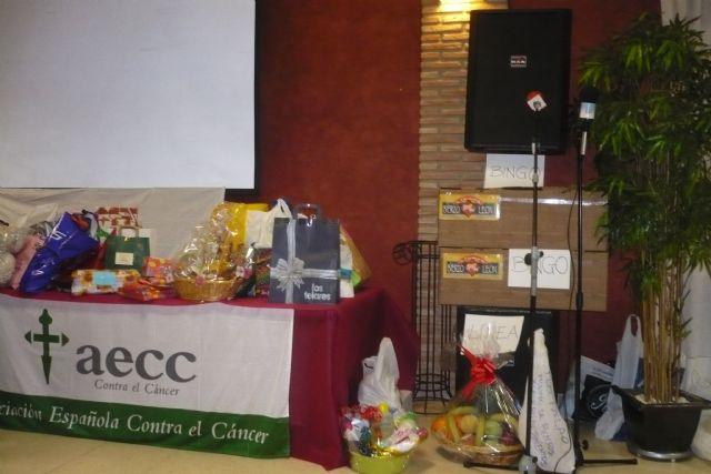 La tradicinal cena a beneficio de la Asociación Española contra el Cáncer tendrá lugar el sábado 12 de noviembre, Foto 3