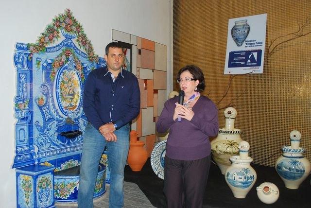 El Centro de Artesanía de Murcia expone una muestra de la alfarería tradicional de Totana, Foto 2