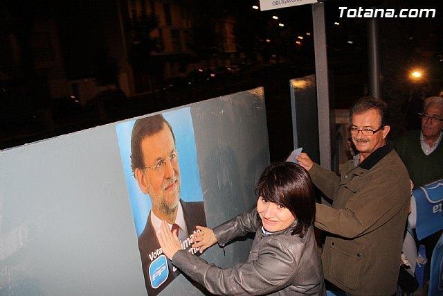 El PP de Totana organizará una campaña electoral de cercanía, Foto 1