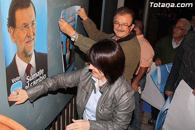 El PP de Totana organizará una campaña electoral de cercanía, Foto 2