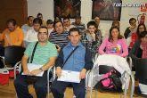 Más de cuarenta personas participan en el curso Guía-acompañante de Totana - 2