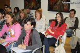Más de cuarenta personas participan en el curso Guía-acompañante de Totana - 6