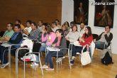 Más de cuarenta personas participan en el curso Guía-acompañante de Totana - 10