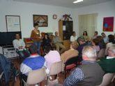 Autoridades municipales informan a los familiares de usuarios del Centro de Día para Personas con Discapacidad José Moyá Trilla de las líneas de trabajo previstas para el nuevo curso 2011/12