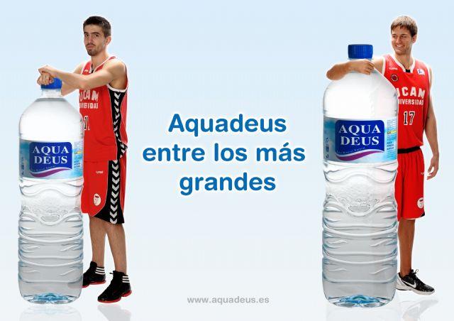 Aquadeus se une al UCAM Murcia Club Baloncesto, Foto 1