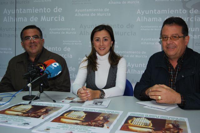 La Agrupación Musical dedicará sus conciertos de Santa Cecilia a recaudar fondos para los damnificados de Lorca, Foto 1
