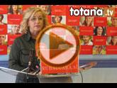 Rueda de prensa PSOE Totana sobre elecciones 20N