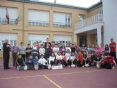 I Campaña Rugby Escolar 2011-2012. CEIP Santa Eulalia