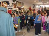 Comienza el programa de visitas extraescolares de los centros de enseñanza de Totana al Museo de la Policía Local