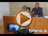 Rueda de prensa IU-verdes Totana. Valoración del pleno ordinario de noviembre 2011