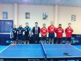 Ajustadas derrotas de los tres equipos del Club Totana T.M. este fin de semana