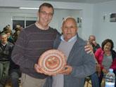 Jesús González, Premio mandarina 2011