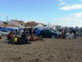 30.000 personas se dan cita en Bolnuevo para celebrar