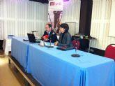 La alcaldesa inaugura la IV Semana de Seguridad y Salud Laboral en la Construcción de la Región de Murcia que se celebra en Totana