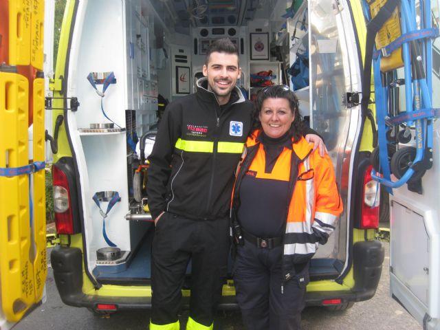 El Servicio de Emergencias Municipal de Protección Civil participa en las II Jornadas de Emergencias Sanitarias del 061, Foto 1