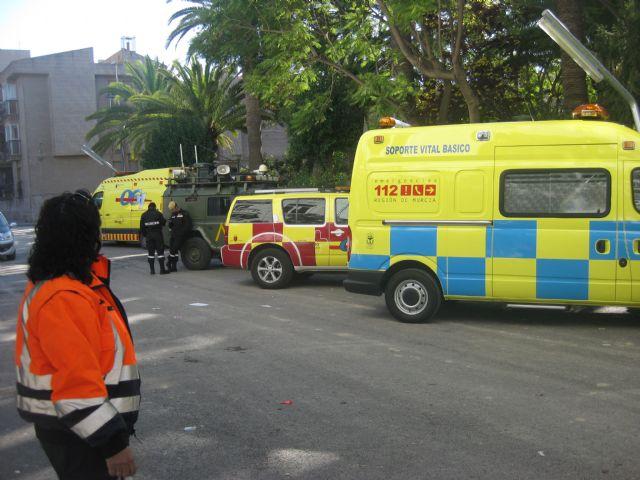 El Servicio de Emergencias Municipal de Protección Civil participa en las II Jornadas de Emergencias Sanitarias del 061, Foto 5