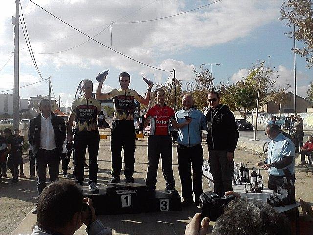 El C.C. Santa Eulalia consigue un 3º puesto Master-40 en la I marcha mtb Jumilla, Foto 1