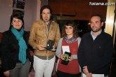Entrega de premios Certamen Creartejoven´2011 en la modalidad de fotografía